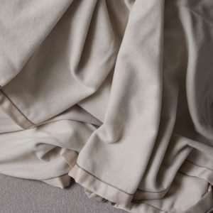 Cashmere Bed Blanket Natural Fawn