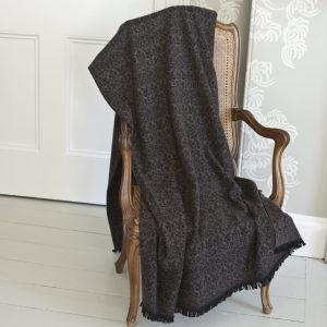 Arabesque Cashmere Throw