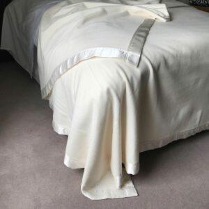 Superior Silk Bound Blanket