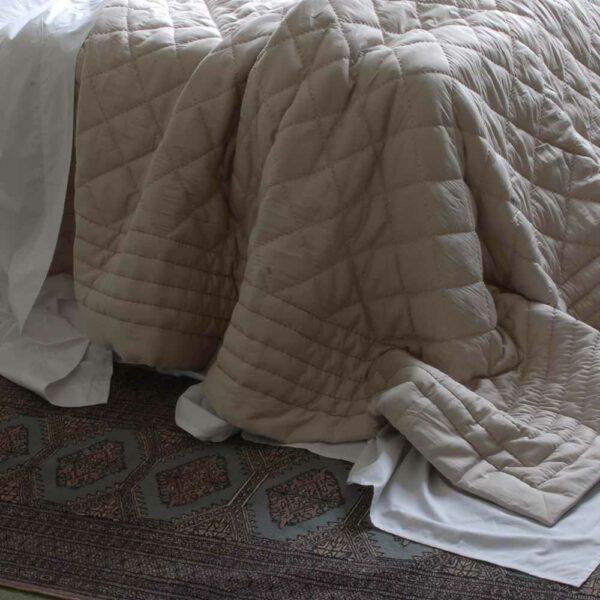 Cotton Satin Quilt
