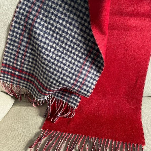 Red Guard Cashmere Scarf